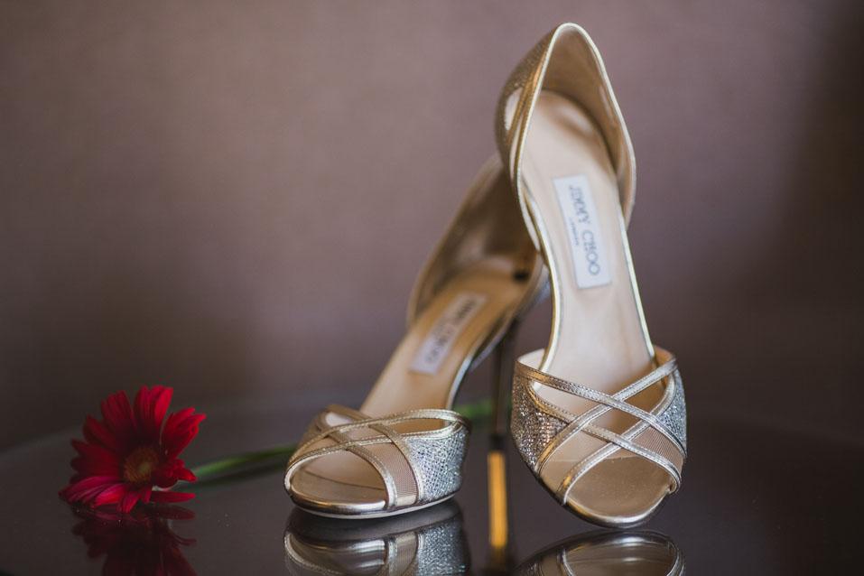zapatos boda novia