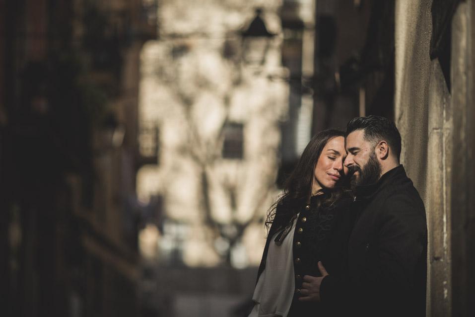 engagement session barcelona