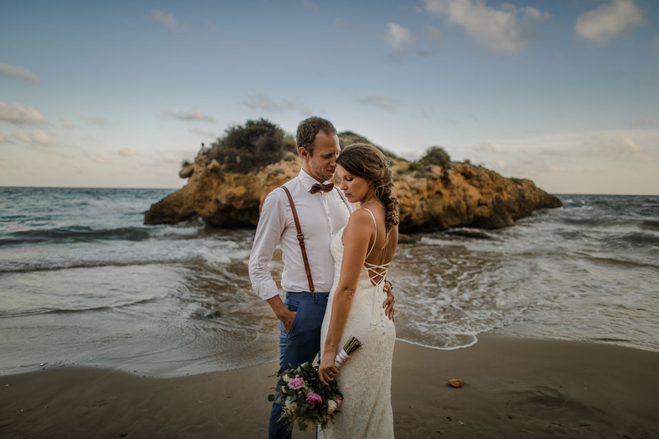 wedding photographer castillo de tamarit