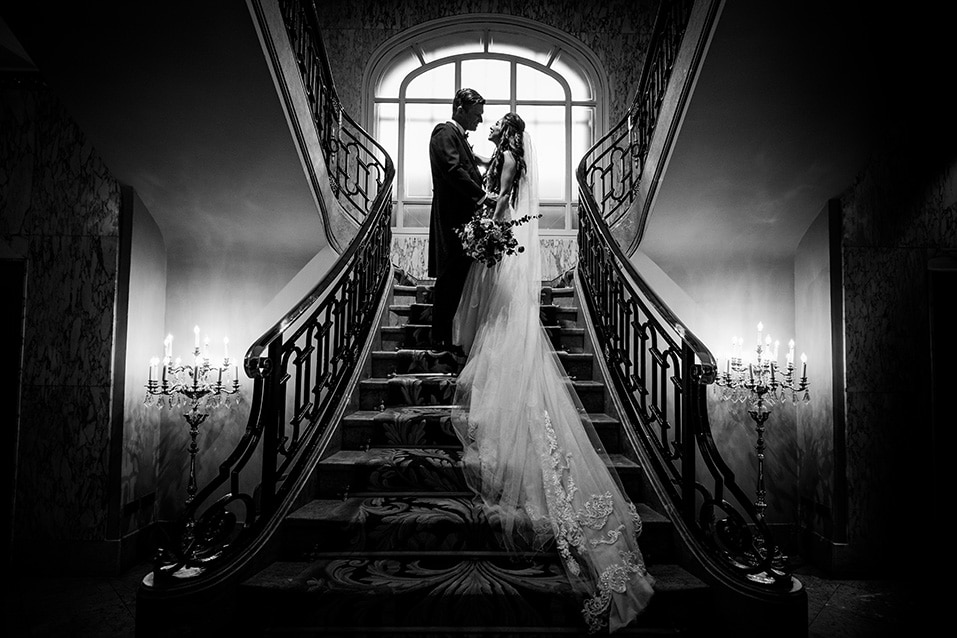 wedding photographer hotel palace barcelona